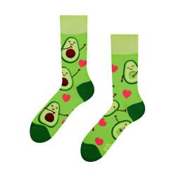Veselé ponožky Dedoles Avokádová láska GMRS053 (Good Mood)