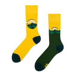 Veselé ponožky Dedoles Peaks (Good Mood)