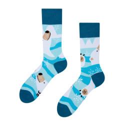 Veselé ponožky Dedoles Polar Bear (Good Mood)