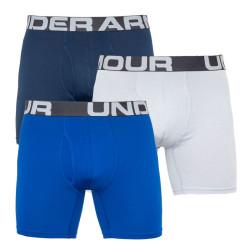 3PACK pánské boxerky Under Armour nadrozměr vícebarevné (1327426 400)