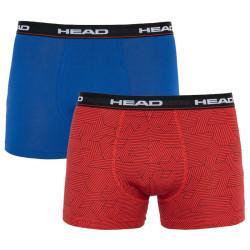 2PACK pánské boxerky HEAD vícebarevné (801004001 505)