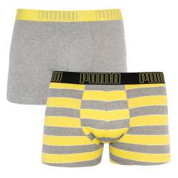 2PACK pánské boxerky Puma vícebarevné (501001001 020)