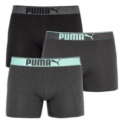 3PACK pánské boxerky Puma vícebarevné (681030001 005)