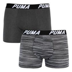 2PACK pánské boxerky Puma vícebarevné (501002001 200)