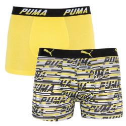 2PACK pánské boxerky Puma vícebarevné (501003001 020)