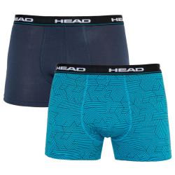 2PACK pánské boxerky HEAD vícebarevné (801004001 298)