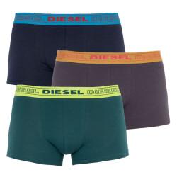 3PACK pánské boxerky Diesel vícebarevné (00CKY3-0SAWM-E5022)