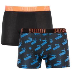 2PACK pánské boxerky Puma vícebarevné (501012001 030)