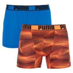 2PACK pánské boxerky Puma sportovní vícebarevné (501010001 030)