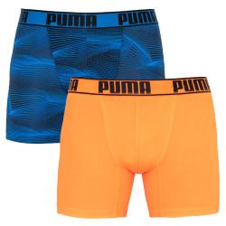 2PACK pánské boxerky Puma sportovní vícebarevné (501010001 010)