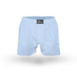 Pánské trenky ELKA bledě modré (P0044)