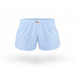 Dámské trenky ELKA bledě modré (D0044)