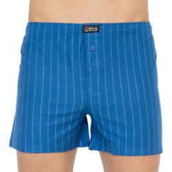 Pánské trenky Gino modré (75147)