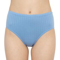 Dámské kalhotky Andrie nadrozměr světle modré (PS 2621c)