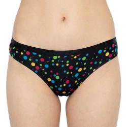 Dámské veselé kalhotky Dedoles vícebarevné Neon Dots (Good Mood)