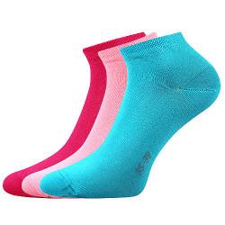 3PACK ponožky Boma vícebarevné (Hoho mix D)