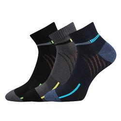 3PACK ponožky Boma vícebarevné (Piki 47)