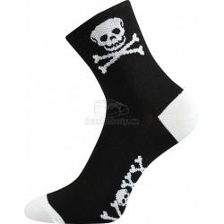 Ponožky Voxx černé (Ralf X)