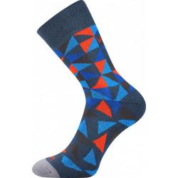 Ponožky VoXX modré (Matrix)