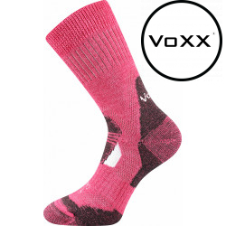 Ponožky VoXX merino růžové (Stabil)