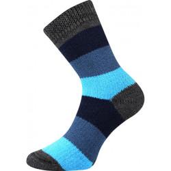Ponožky Boma tmavě modré (Spací ponožky 04)