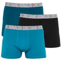 3PACK pánské boxerky CR7 vícebarevné (8100-49-2708)