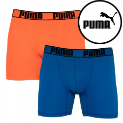 2PACK pánské boxerky Puma sportovní vícebarevné (671017001 030)