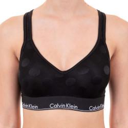 Dámská podprsenka Calvin Klein černá (QF5848E-6WA)
