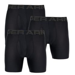 3PACK pánské boxerky Under Armour černé (1351522 004)