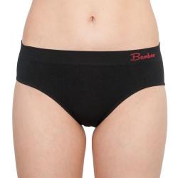 Dámské kalhotky Gina černé (00041)