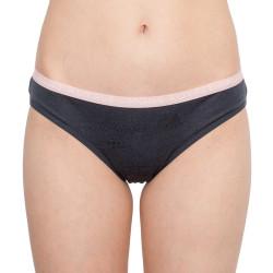 Dámské kalhotky Mons Royale merino tmavě šedá (100044-1016-107)