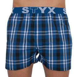 Pánské trenky Styx sportovní guma vícebarevné (B820)