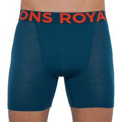 Pánské boxerky Mons Royale modré (100088-1076-546)