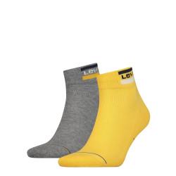 2PACK ponožky Levis vícebarevné (902011001 011)