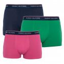 3PACK pánske boxerky Tommy Hilfiger viacfarebné (1U87903842 0T2)