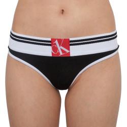 Dámské kalhotky CK ONE černé (QF5918E-001)