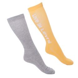 2PACK ponožky Levis vícebarevné (903018001 017)
