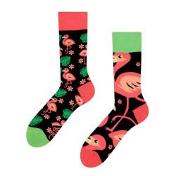 Veselé ponožky Dedoles Plameňáci GMRS009 (Good Mood)