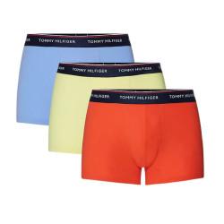 3PACK pánské boxerky Tommy Hilfiger vícebarevné (1U87903842 0WK)