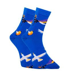 Veselé ponožky Dots Socks ptáčcci (DTS-SX-416-N)