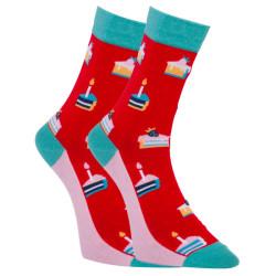 Veselé ponožky Dots Socks dortíky (DTS-SX-461-W)