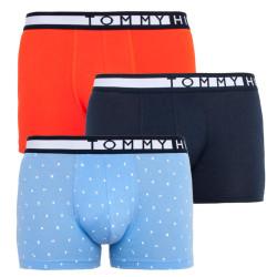 3PACK pánské boxerky Tommy Hilfiger vícebarevné (UM0UM01565 0WJ)
