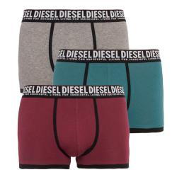 3PACK pánské boxerky Diesel vícebarevné (A00897-0PAZU-E5198)
