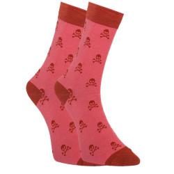 Veselé ponožky Dots Socks lebky (DTS-SX-413-R)
