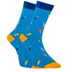 Veselé ponožky Dots Socks kytary (DTS-SX-427-N)