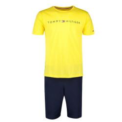 Pánské pyžamo Tommy Hilfiger vícebarevné (UM0UM01794 0W8)