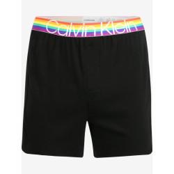 Pánské kraťasy Calvin Klein černé (NM1854E-001)