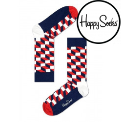 Ponožky Happy Socks Filled Optic (FO01-068)