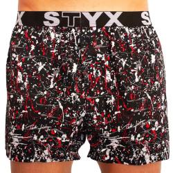 Pánské trenky Styx art sportovní guma Jáchym (B850)