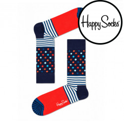 Ponožky Happy Socks Stripe and Dot (SDO01-6500)